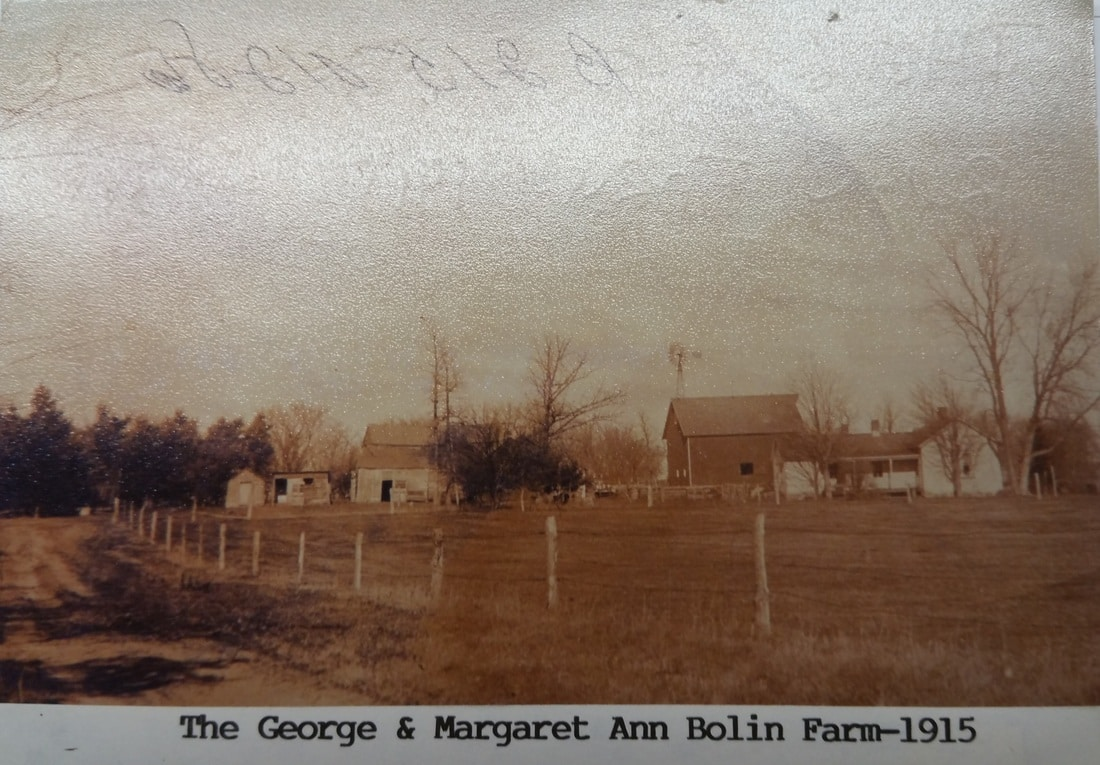 Original Bolin Farmstead