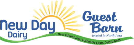 New Day Dairy GuestBarn Logo