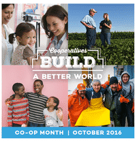 October Cooperative Month